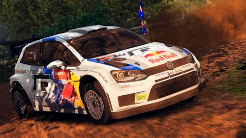WRC 4 FIA World Rally Championship - PC (Download Completo)