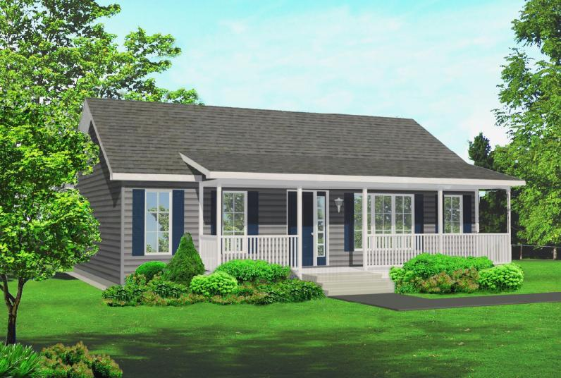 Pin willow creek homes inc plans 1000 1200 square feet on for 1000 sq ft modular homes