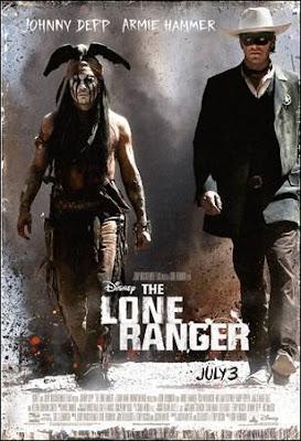 #LoneRanger