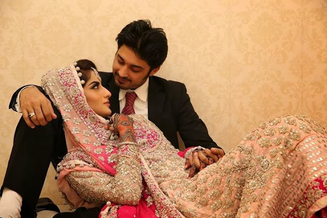 Sana khan and Babar khan Wedding Video & Pictures