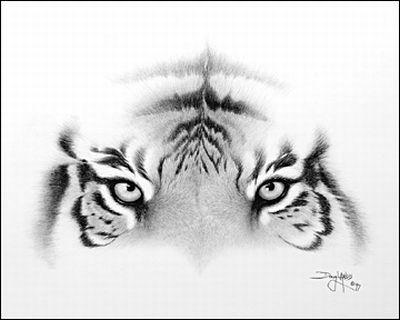 صور لوحات فنية روعه جنان مرسومة رسم بالفم بقلم الرصاص ولا اروع 57735.jpg