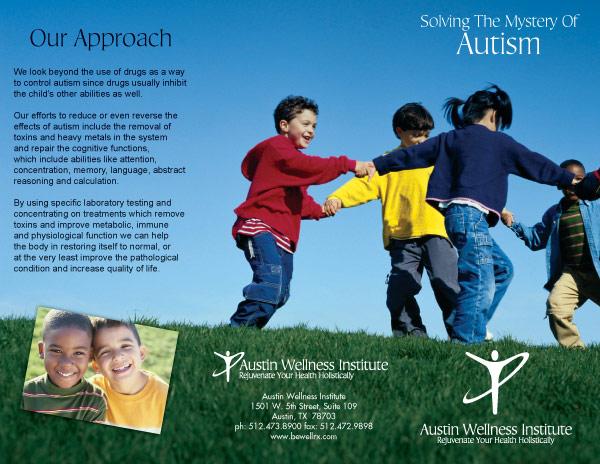 brochure samples pics  brochure on autism