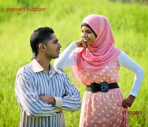 prewed outdoor