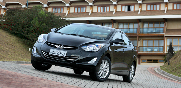 Hyundai Elantra 2015 fotos novo sedan