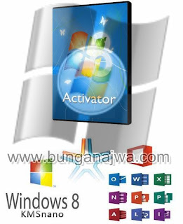 KMSnano V.11 Final Auto Activation for all w8/office 2013  | 21 Mb