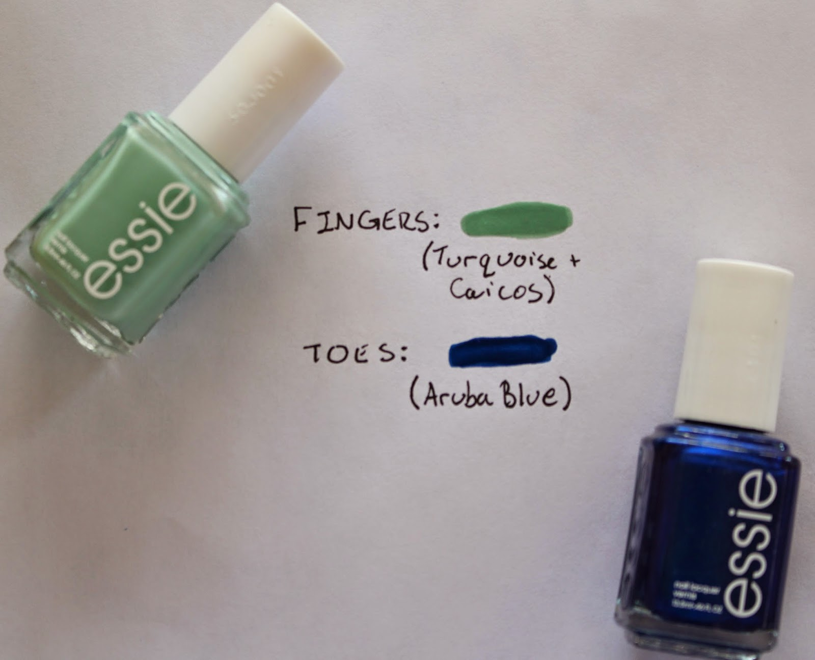 Cook, Wine and Thinker!: Picking Nail Polish Colours For Spring