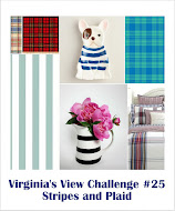 November Challenge ( Stripes & Plaid)