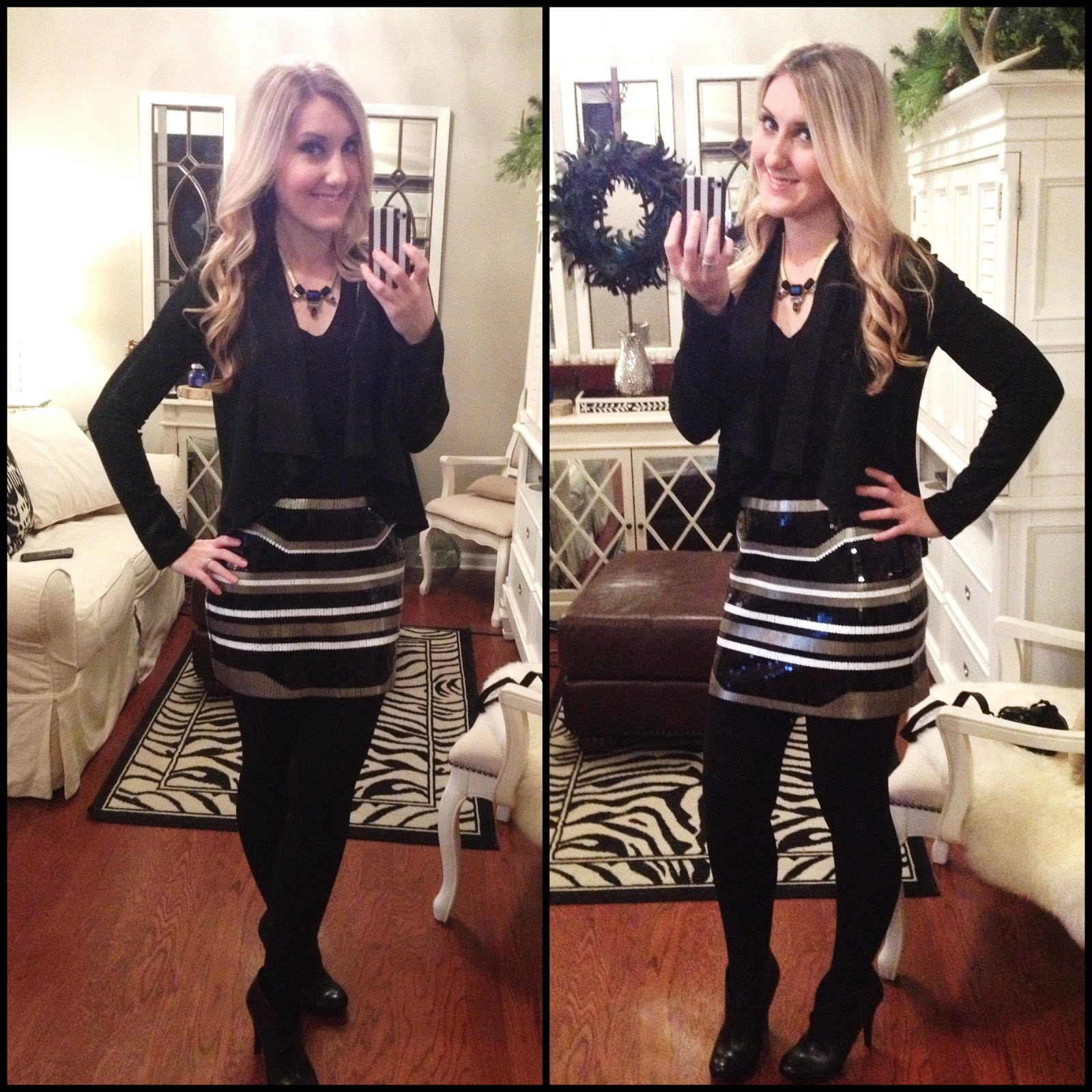 Short and Tight Dress New Year's Eve