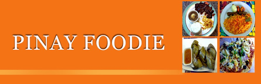 Pinay Foodie