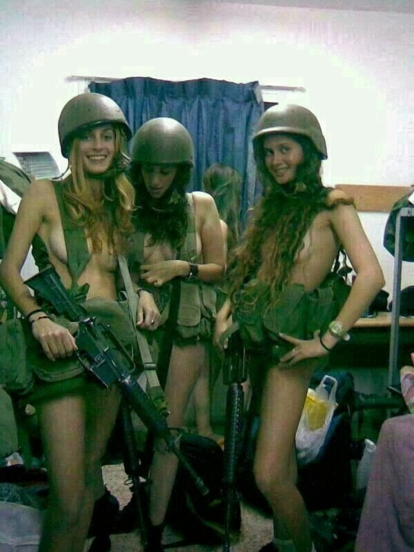 Hot Israel Army Babes