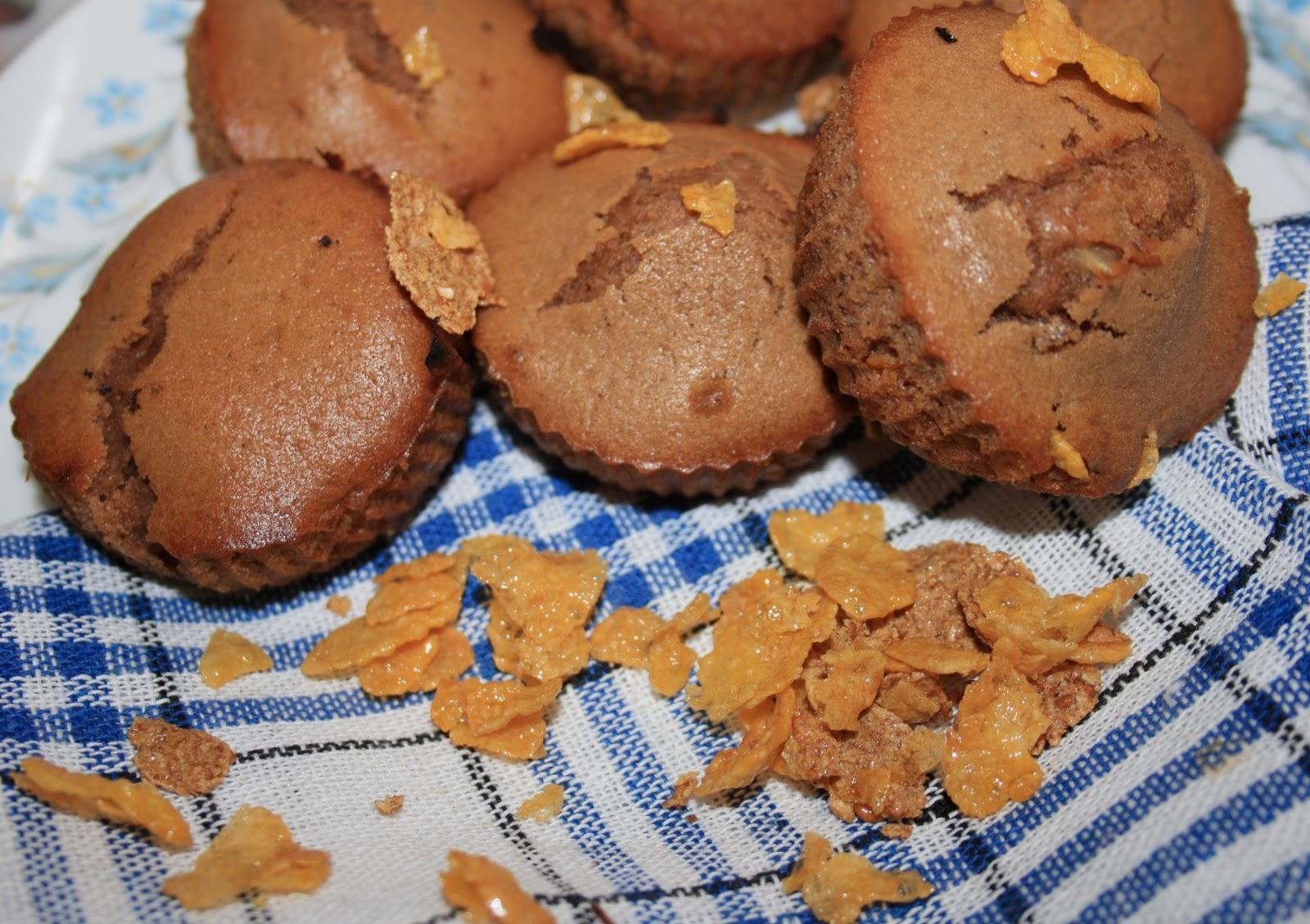 Маффин шоколадный рецепт пошагово