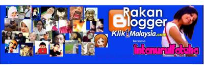 Rakan blog klik 1 Malaysia (RBK1M)