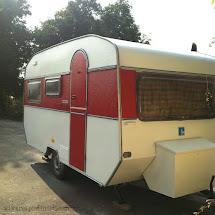 Vivere Piedi Nudi Living Barefoot Vintage Caravan