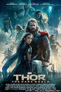 Thor 2: El mundo oscuro