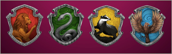 Pottermore House Cup