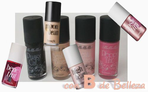 Benetint, Posietint, Moon beam y High beam