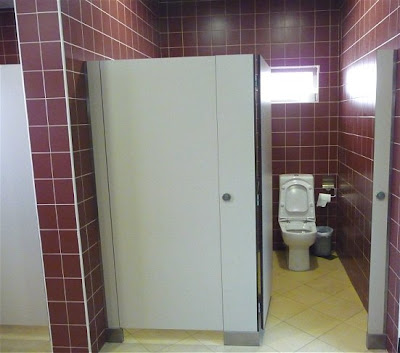 Toilets Global Cricket Academy Dubai