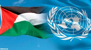 Palestina Diakui PBB