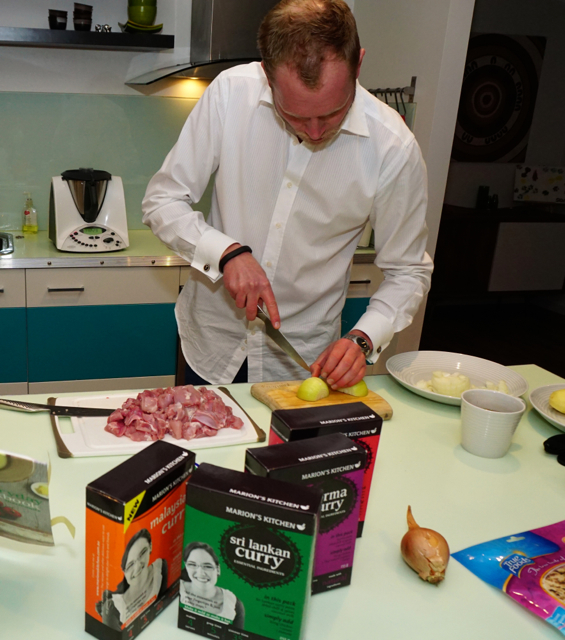 Marion's Kitchen Food - ingredients