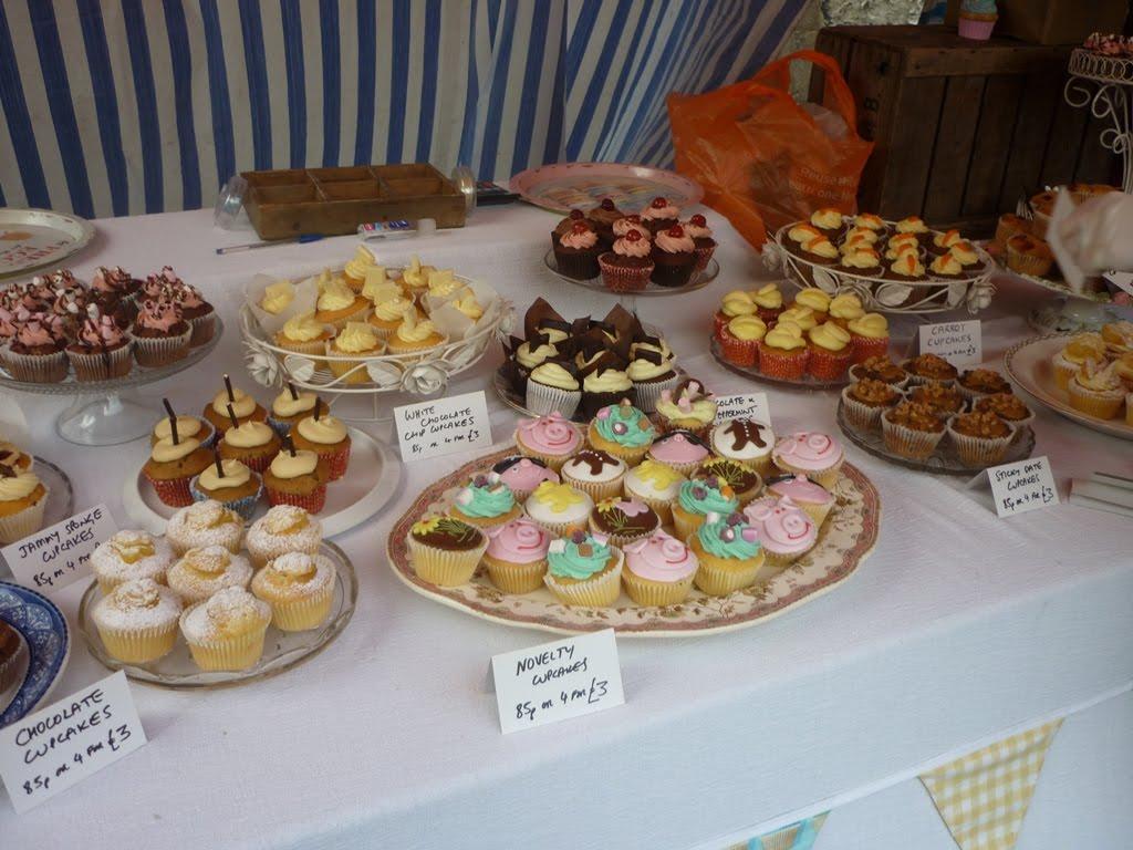 Start A Cupcake Business