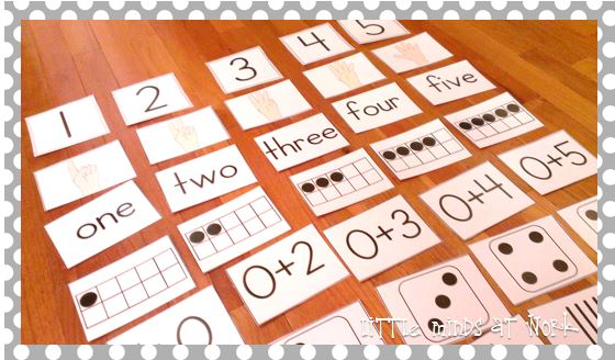 math worksheet : number sense classroom resources freebie  little minds at work : Number Sense Worksheets Kindergarten