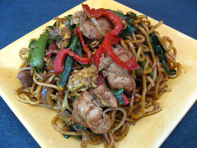 recipe updated chicken chow mein