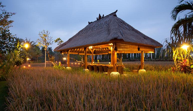 Bebek tepi sawah villas in Hotel Bintang 3 di Bali