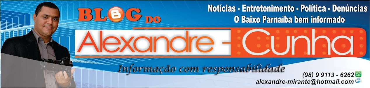 Blog do Alexandre Cunha