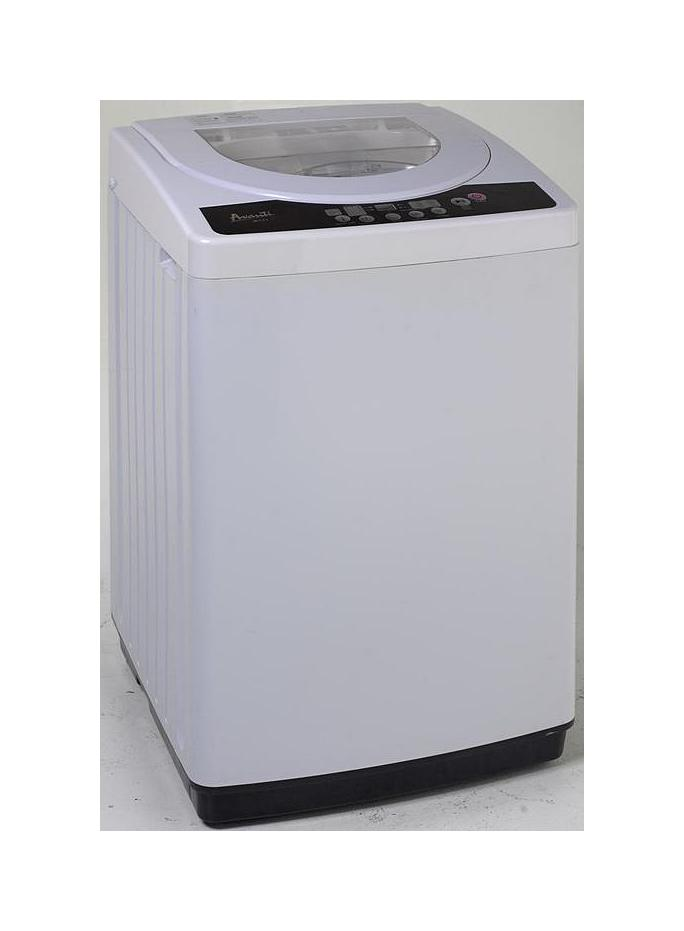 pound capacity top load washing machine portable white w757 1