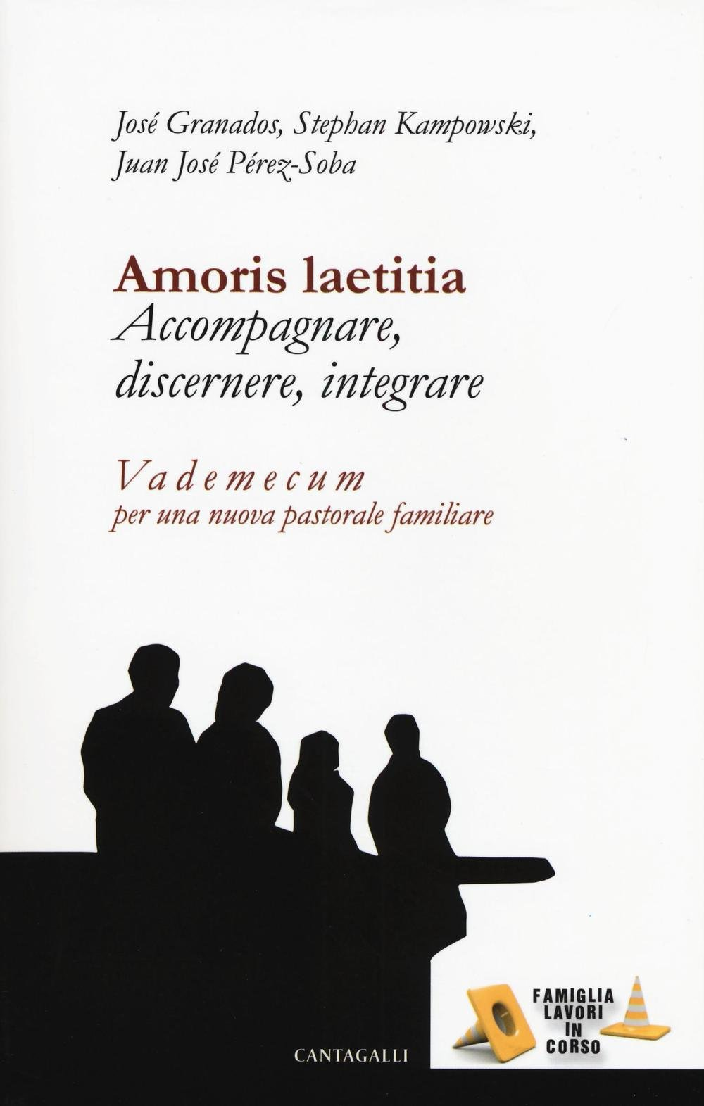 Amoris laetitia. Accompagnare, discernere, integrare. Vademecum. (Amazon)