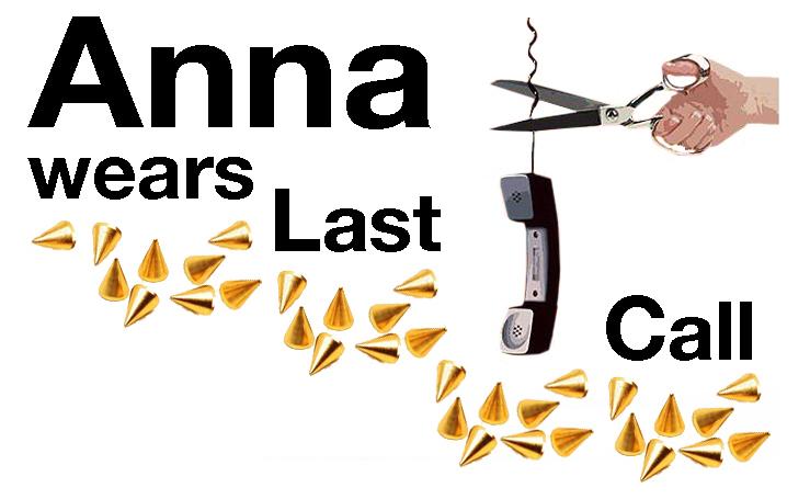 Anna wears Last Call