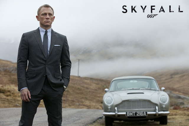 James Bond 007 Skyfall wallpapers for iPhone 5 (10)