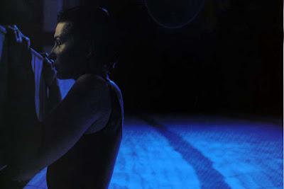 Juliette Binoche in Krzysztof Kieslowski's Three Colors: Blue, Swimming Pool, Directed by Krzysztof Kieslowski