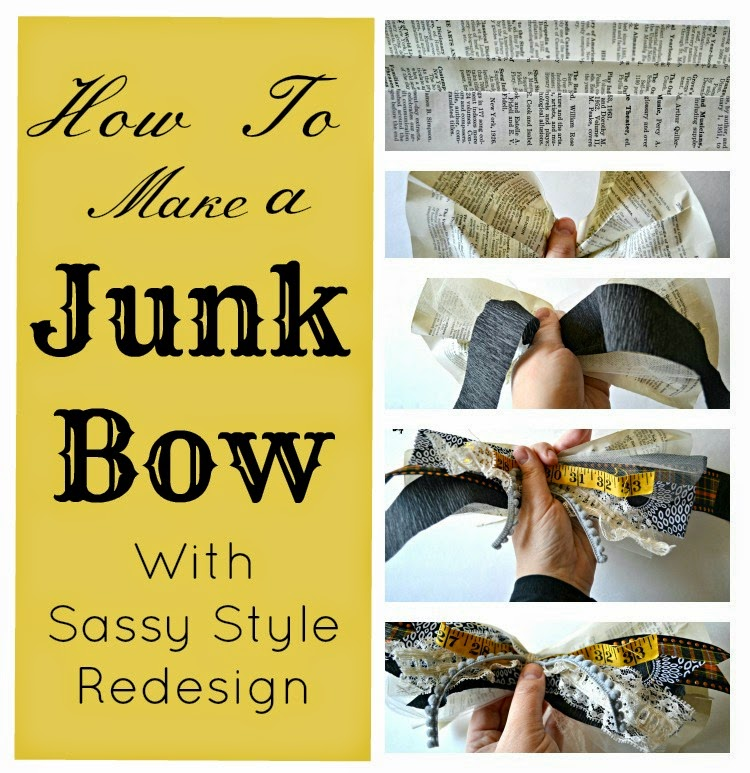 http://www.sassystyleredesign.com/2013/10/how-to-make-junk-bow.html