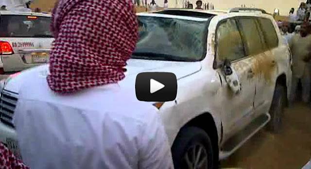 Saudi-Driver-Rolls-Over-2012-Lexus-LX-570