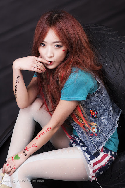 2 Minah - Cute and Dangerous-Very cute asian girl - girlcute4u.blogspot.com