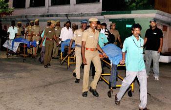 Chennai Heist movie