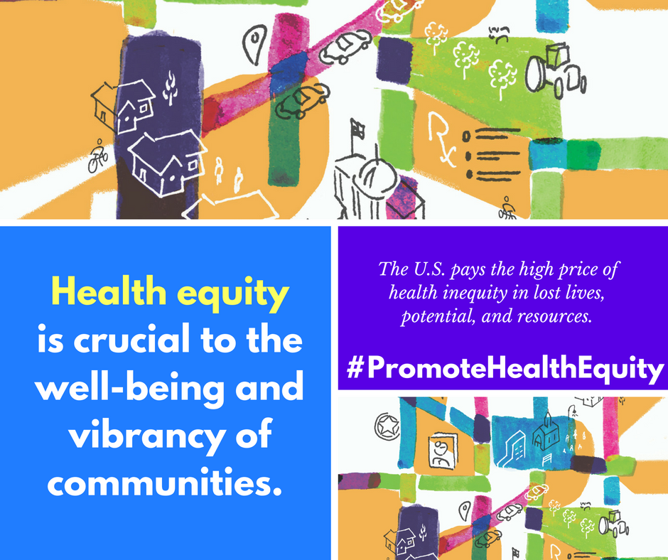 Promote Health Equity
