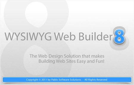 WYSIWYG Web Builder 8.5.4 free serial key crack Full ...