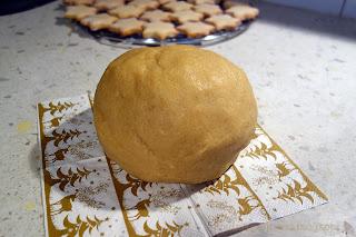 Печенье с корицей : приготовление