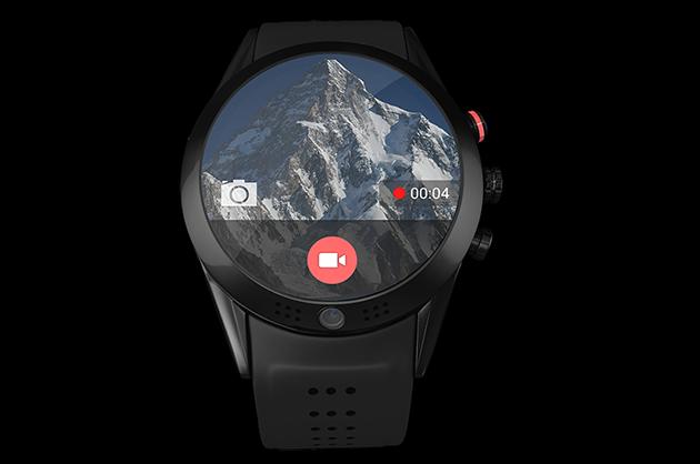 Arrow smartwatch tích hợp camera