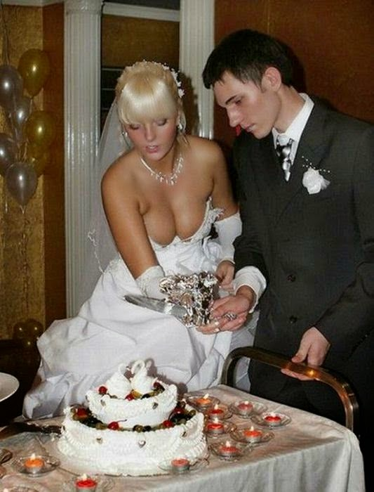 omg see photos of weird body revealing wedding dresses