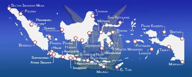 Air Power Nasional Indonesia Dalam Kesatuan Komando