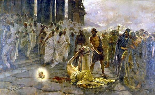 hukum pancung, hukum mati syekh siti jenar