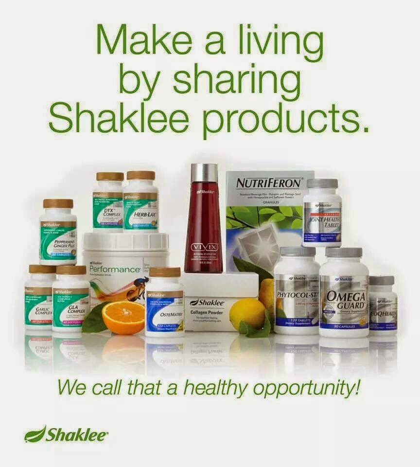 JOIN US AT OUR SHAKLEE RAUDHAH