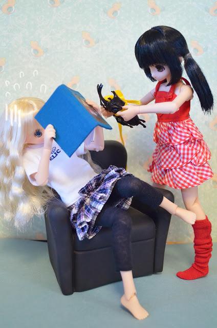 nina chisa azone dolls