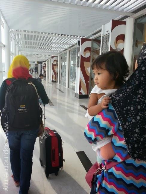 Melancong ke Medan - Perjalanan