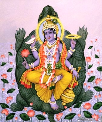 Kurma Avatar of Lord Vishnu