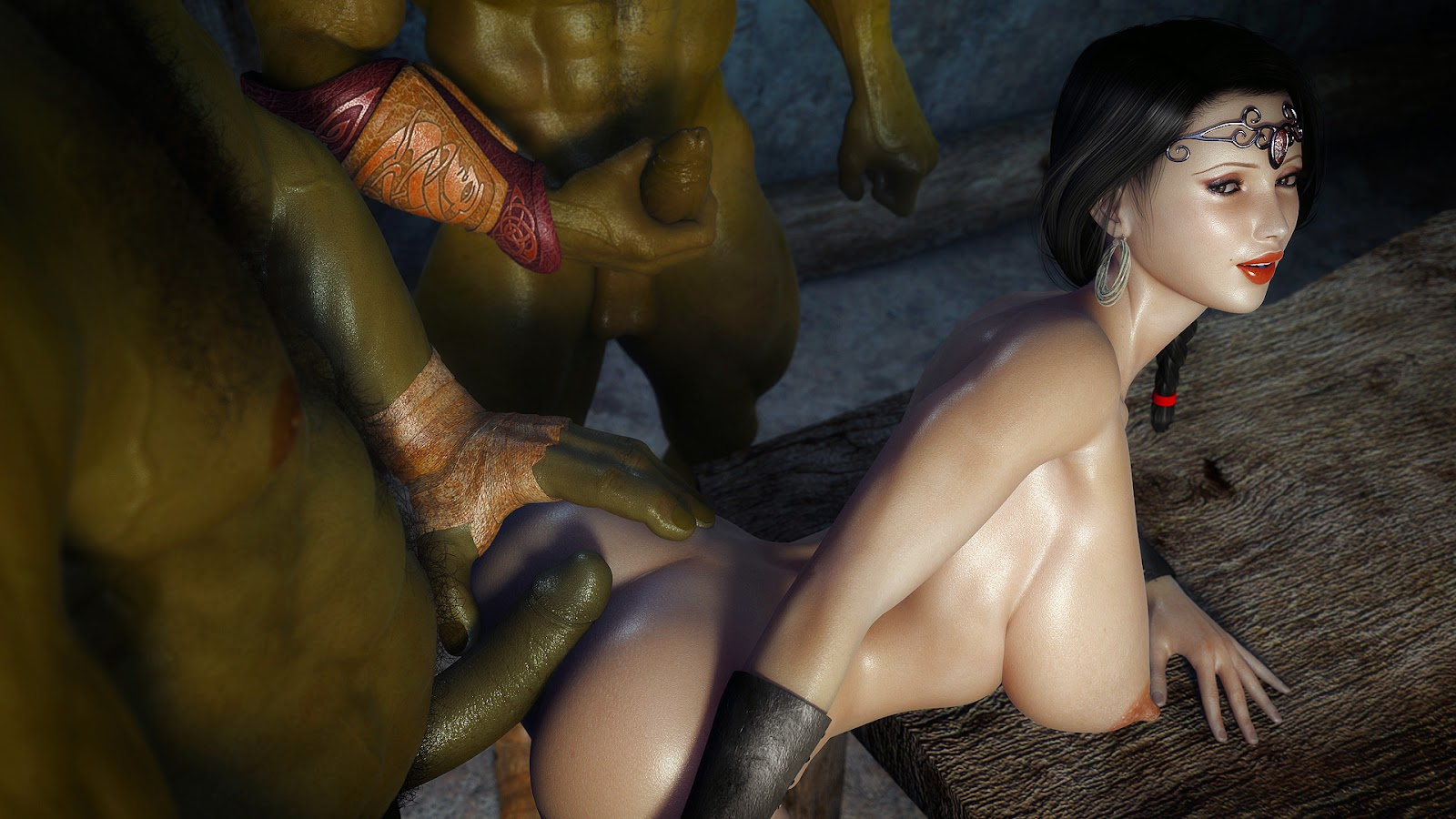 Secret of beauty orc ritual 5
