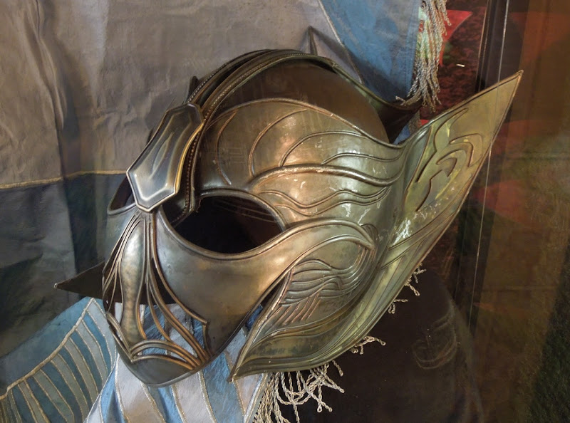 Helium army helmet John Carter